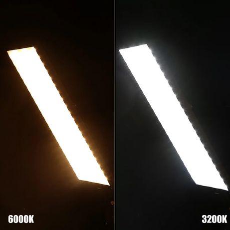 двухцветный светодиодный светильник для видеосъемки