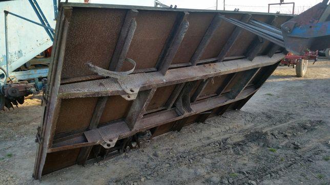 Zabudowa kiper platforma