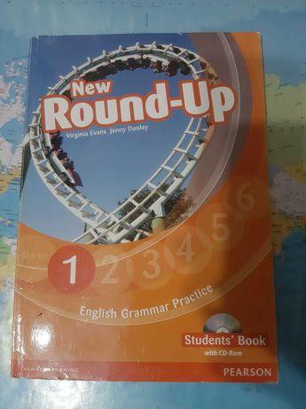 Тетрадь Fly high Round up сборник по грамматике уровень 1