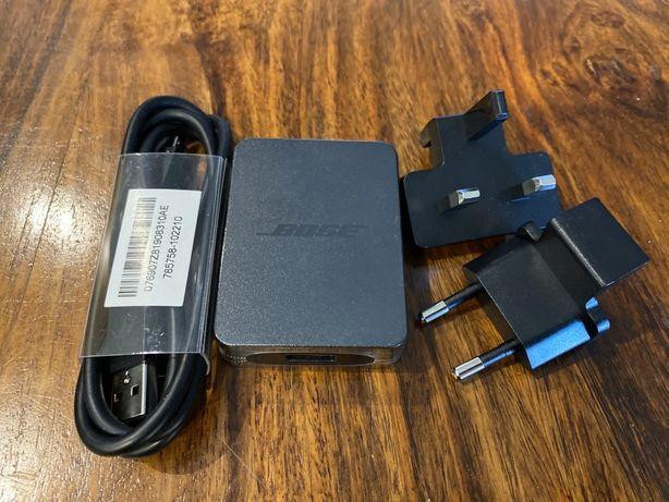 Ładowarka Bose ,kabel + przejściówka uk Anglia