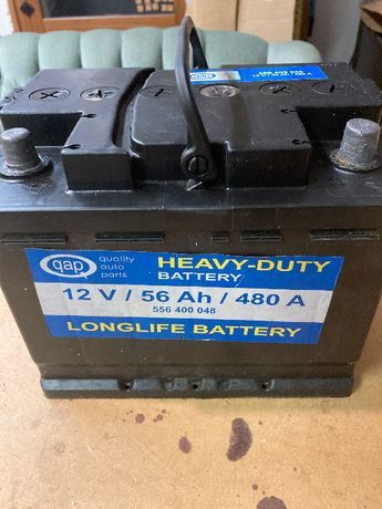 Akumulator 12V 56AH / 480A