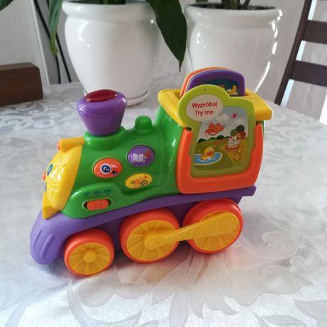 Mówiąca lokomotywa Happy kid