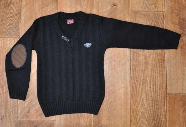 Светр пуловер на хлопчика 4-5 років
