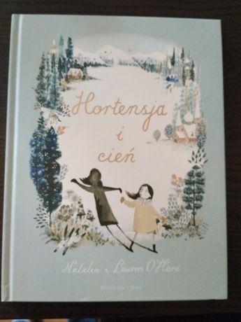 Książka Hortensja i cień - N.L.O'Hara