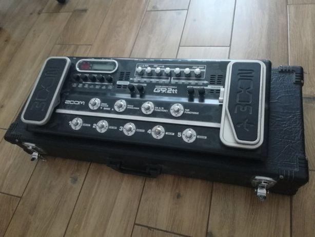 Multiefekt gitarowy Zoom g9.2tt