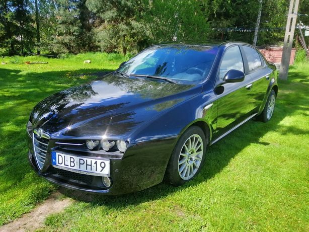 Alfa Romeo 159 (1.9 jtdm 8v)