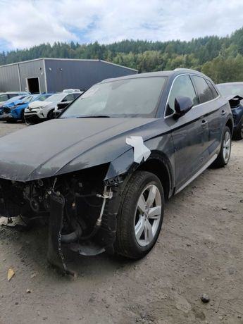 Audi Q5 Premium Plus 2018 Black 2.0L AWD дата прибытия 20.11.2021