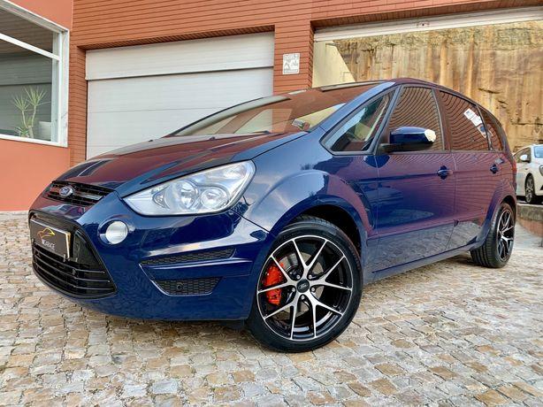 Ford S-Max Sport 7Lug TDCi GPS c/Garantia - 204€ p/mês