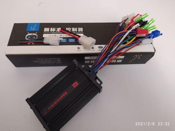 Контроллер синусный beindouxing controller 36-48V, 350W серии V.