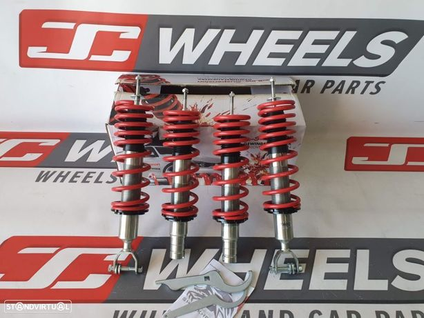 Coilovers Jom Red Line Honda CIVIC/CRX 91-00