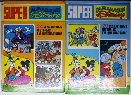 Super Almanaque Disney 1 e 5