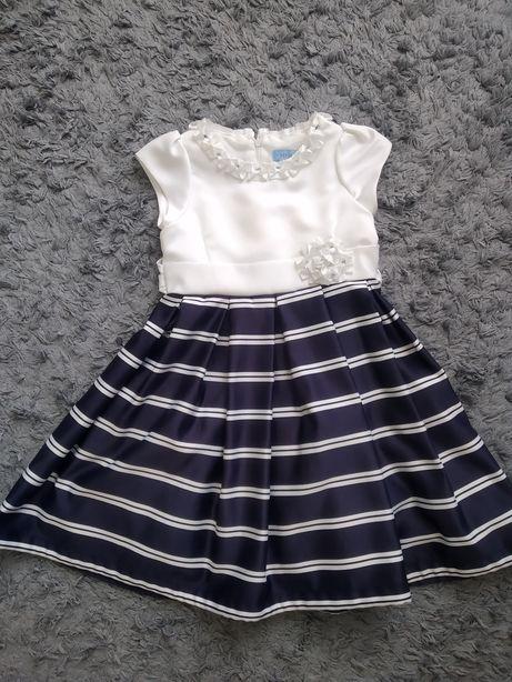 Плаття на дівчинку 4-6 рочків