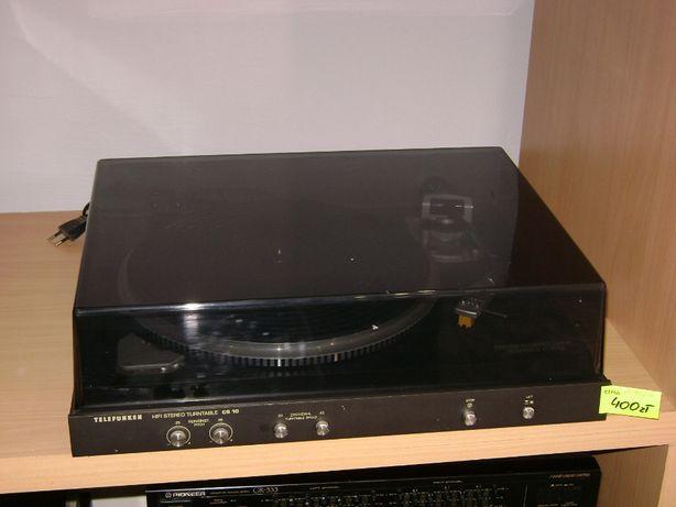 gramofon TELEFUNKEN CS-10