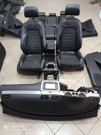 Сиденья сидіння Пассат Б6 універсал сиденье алькантара салон Passat B6