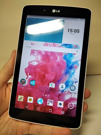 """LG 7"""" Оригинальный планшет в идеальном состоянии!"""