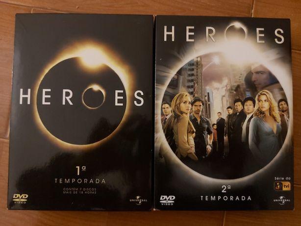 Temporada 1 e 2 (6 DVD's)