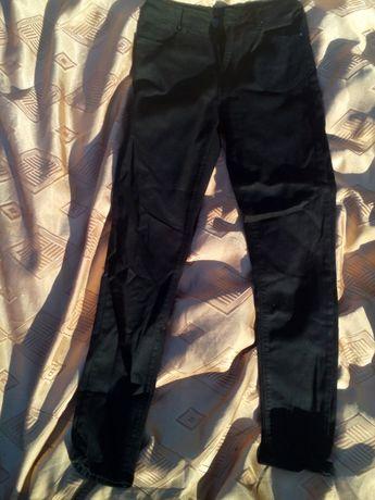 Джинсы брюки школьные