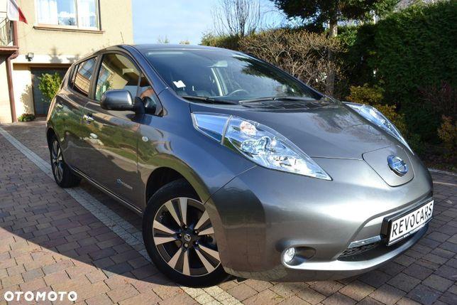 Nissan Leaf 30kw Tekna Pełna Opcja Jak Nowa Idealna Gwarancja