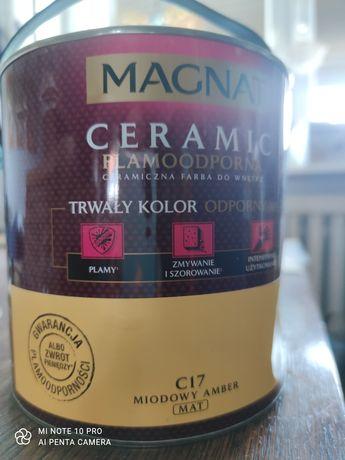 Farba magnat ceramic 2,5 l miodowy amber