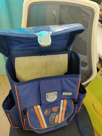 Рюкзак синий мальчачий