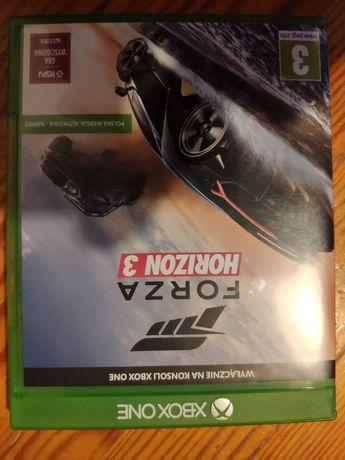 Forza horizon 3 płyta PL xbox one x s fat Xbox series x