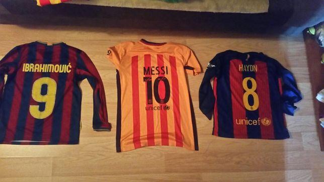Fc Barcelona nike zestaw koszulek wyprzedaż kolekcji