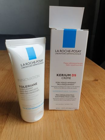La Roche Kerium DS krem NOWY + gratis