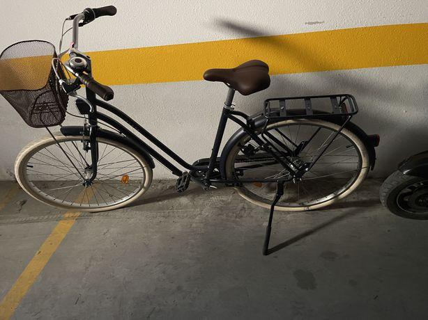 bicicleta decatlo