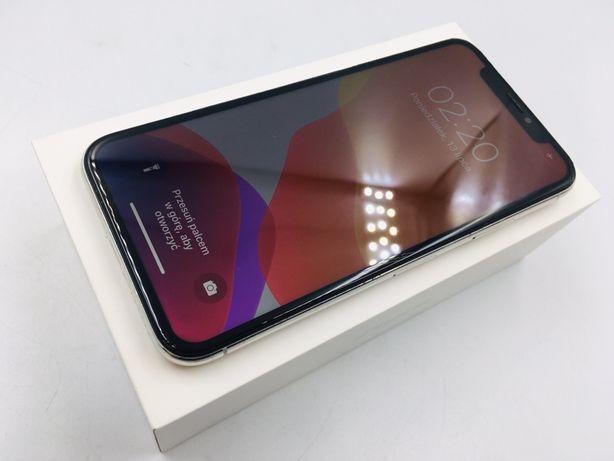 iPhone X 64GB SILVER • PROMOCJA • GWAR 1 MSC • AppleCentrum