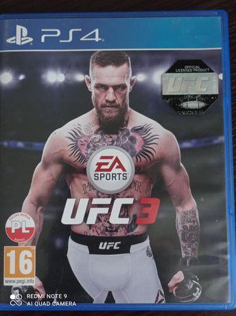 UFC 3 PS4 używane