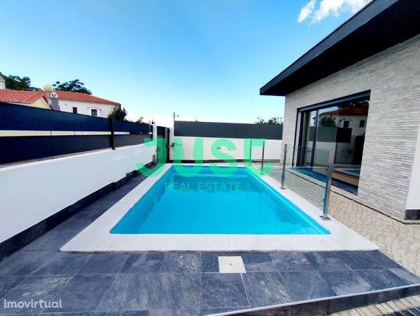 Moradia térrea T3 isolada pronta a habitar com piscina e ...