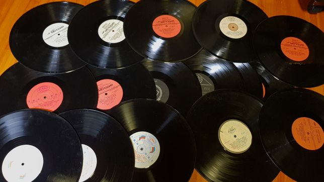Виниловые пластинки ретро зарубежный рок Beatles  Rolling Stones