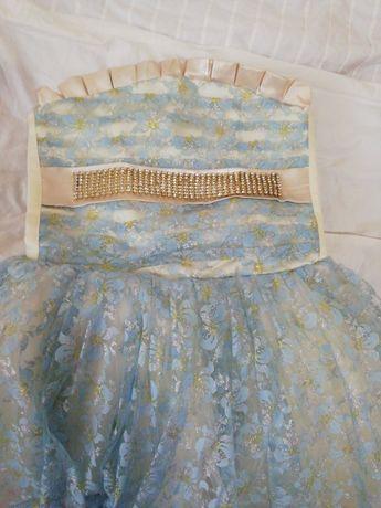 Платье нарядное для новогоднего, выпускного, праздника