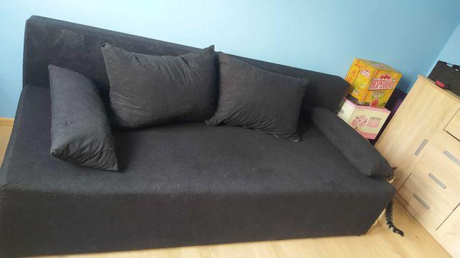 Kanapa sofa wersalka rozkładana z funkcją spania