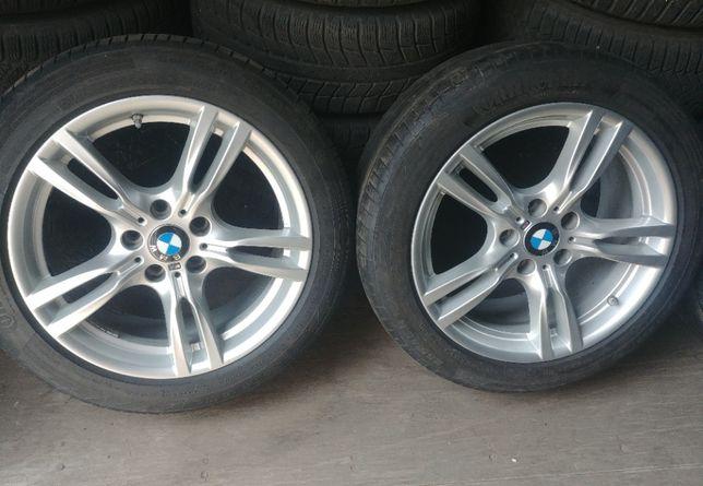 felgi koła BMW f30 GT3 5x120 R18 M pakiet w dwóch szerokościach