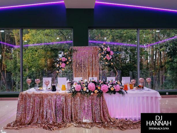 Dekoracja światłem na wesele, poprawiny GRATIS