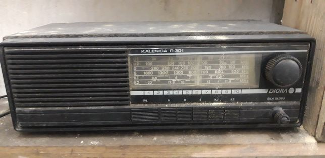 Stare radia - antyki