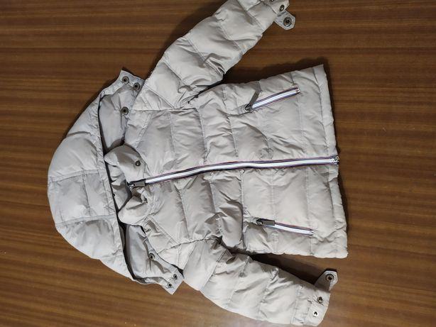 Пуховик детский курточка