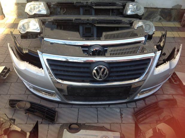 Бампер передній до VW PASSAT B6 2006-2010