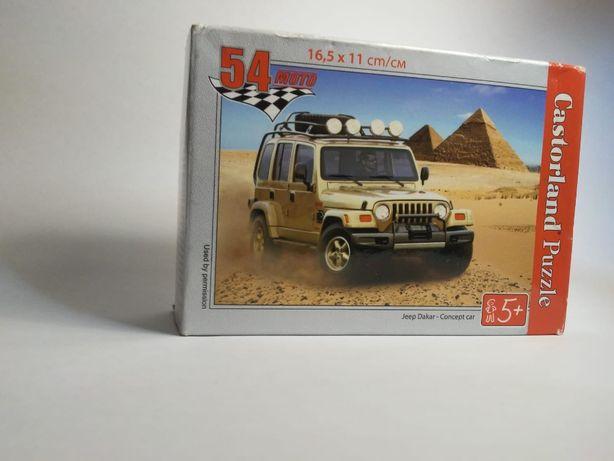 Sprzedam Puzzle Jeep Dakar Concept Car 54 el.