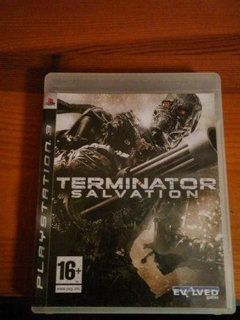 Gra Terminator Salvation na konsolę Playstation 3