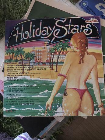 Vinil Holiday Stars