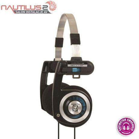 KOSS Porta Pro Classic kultowe słuchawki | Dożywotnia Gwarancja