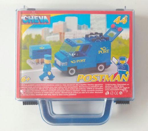 Lego Carteiro Correios