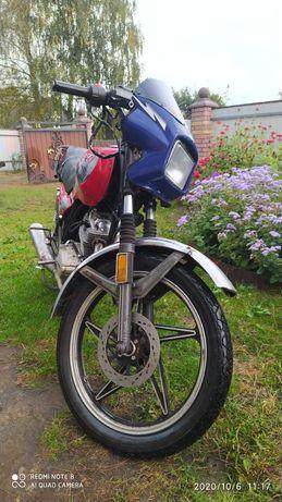 Продам мотоцикл Вайпер 125(viper) в технічно хорошому стані.