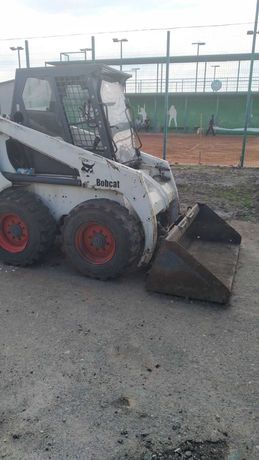Мини-экскаватор Bobcat 853H