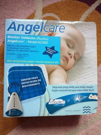 Monitor oddechu ruchu Angelcare AC300 - Angel Care czujnik snu