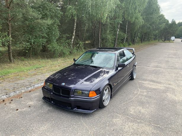 Bmw e36 323i coupe m pakiet