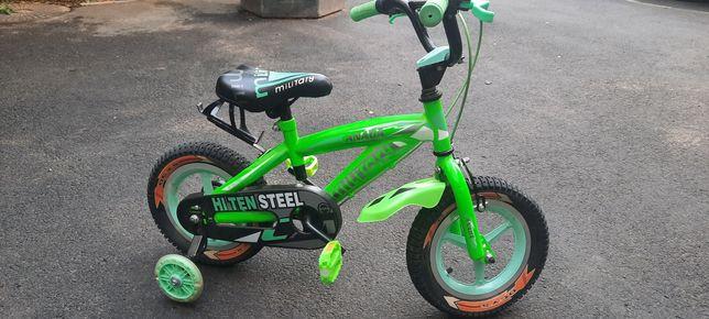 Продам детский велосипед  в новом состоянии .