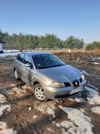 Seat Ibiza 3 lll  1.9TDI  101koni  2003r
